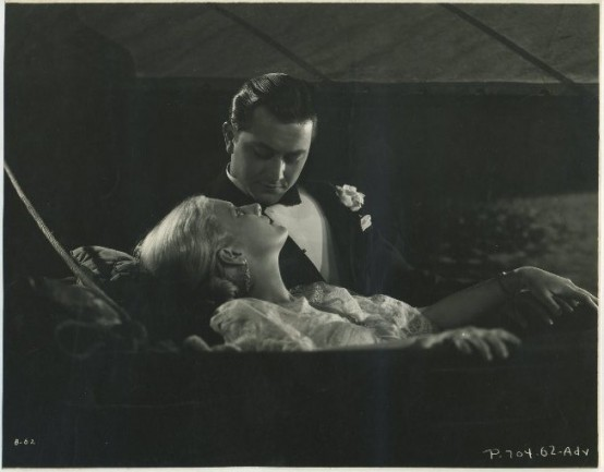 Robert Young and Ann Harding in The Right to Romance
