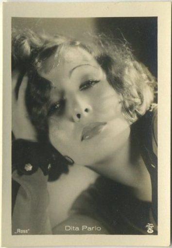 Dita Parlo 1930s A Batschari