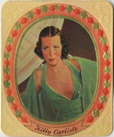 Kitty Carlisle 1930s Garbaty