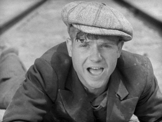 Edwin Phillips in Wild Boys of the Road