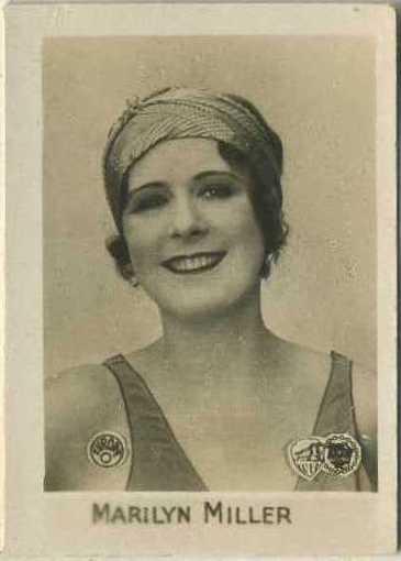 Marilyn Miller 1931 Orami C