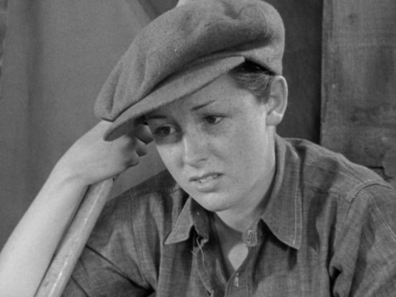 Dorothy Coonan in Wild Boys of the Road