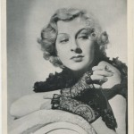 Gertrude Michael 1935 R95 premium photo