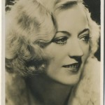 Marion Davies 1930s Postcard