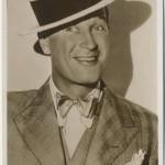 Maurice Chevalier Picturegoer Postcard