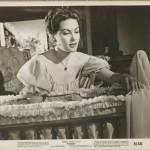 Yvonne De Carlo in Passion 1954
