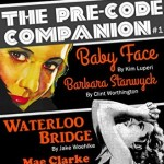 The Pre-Code Companion #1 Now Available