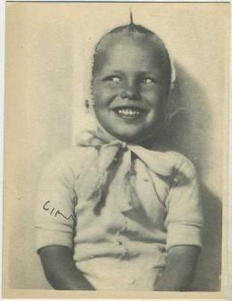 Sunny Jim 1920s Kashin Motion Picture Stars