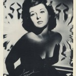 Susan Hayward 1954 Star Pictures Premium Photo