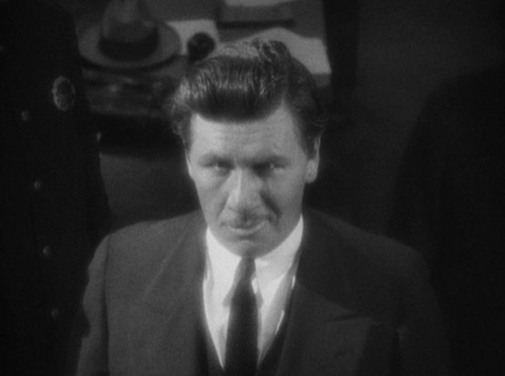 George Bancroft in Underworld
