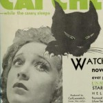 The Cat Creeps Film Daily Cover
