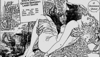 Underworld newspaper advertisement
