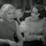 Glenda Farrell and Mary Brian