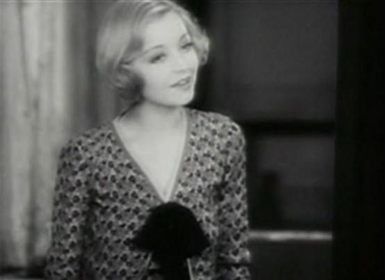 Alice White in The Widow from Chicago