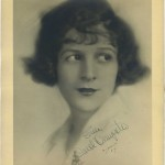 Carol Dempster 1920s Fan Photo