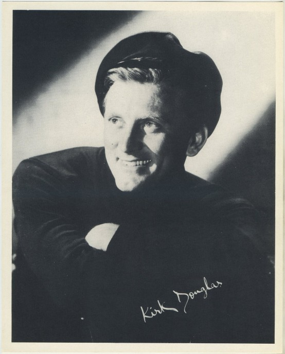Kirk Douglas 1954 Star Pictures Premium Photo