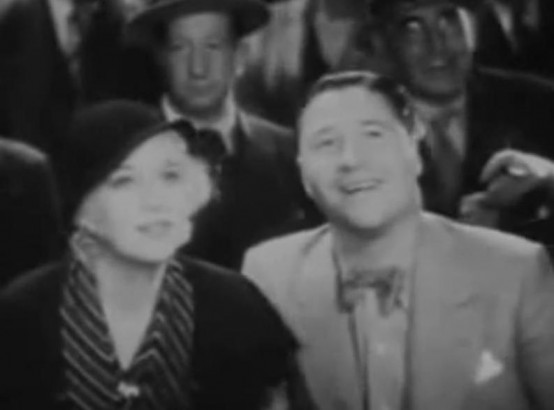 Shirley Grey and Jack Oakie
