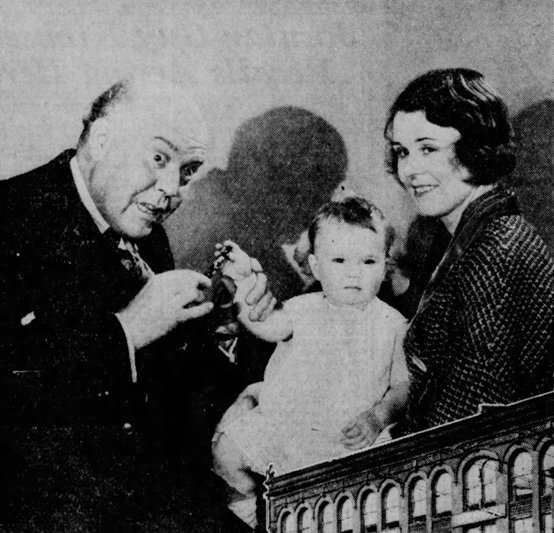 Guy Kibbee and family