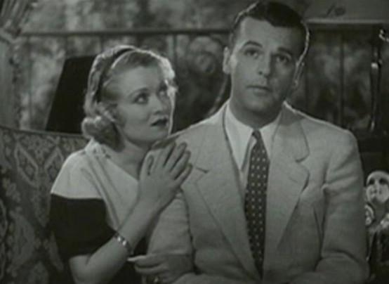 Constance Bennett and Neil Hamilton