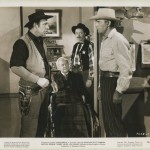 Lon Chaney Jr and Randolph Scott in Albuquerque