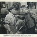 James Cagney and Alan Hale in The Strawberry Blonde