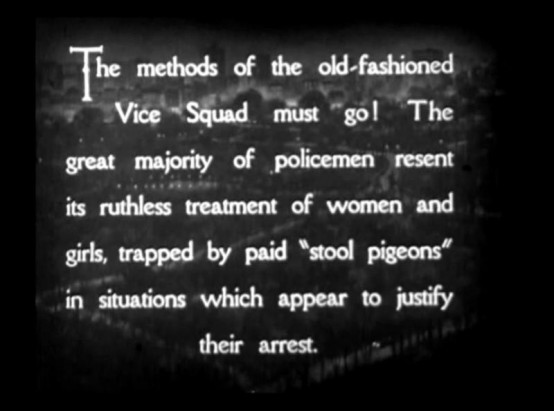 The Vice Squad 1931