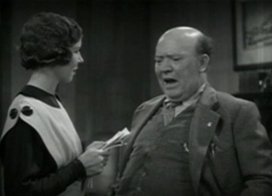 Mary Treen and Guy Kibbee