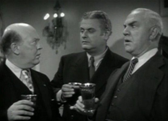 Guy Kibbee Alan Hale and Berton Churchill