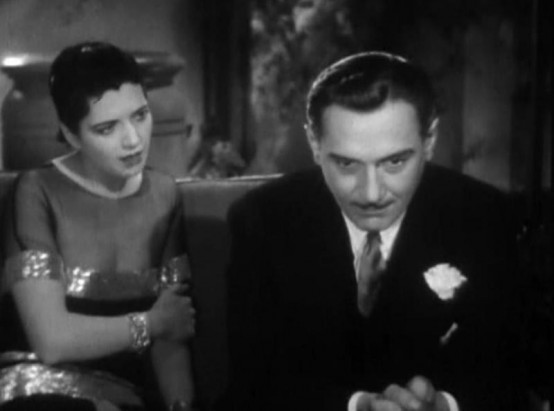 Kay Francis and Paul Lukas