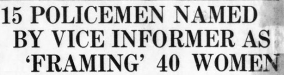 For example, the above was found on the front page of the Brooklyn Daily Eagle, November 26, 1930.
