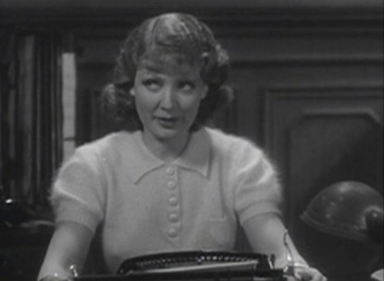 Merna Kennedy in Jimmy the Gent