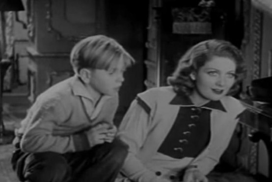Mickey Rooney and Merna Kennedy