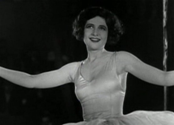Merna Kennedy in The Circus