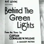 Behind the Green Lights (1935), Cops Vs. Mouthpiece in Mascot Indie