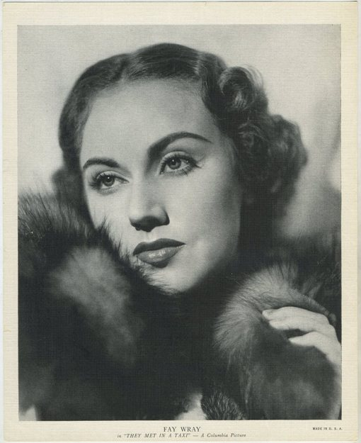 Fay Wray 1936 EMO Movie Club