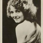 Janet Gaynor 1930s Picturegoer Postcard
