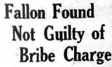 Headline, Ballston Spa Daily Journal, 9 August 1924.