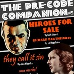 Danny Reid Releases The Pre-Code Companion #5