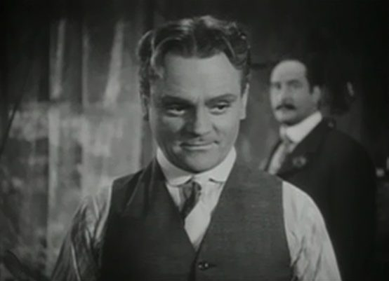 James Cagney in The Strawberry Blonde