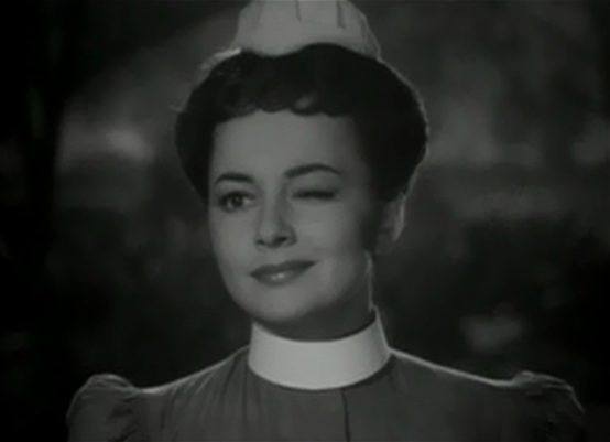 Olivia de Havilland in The Strawberry Blonde