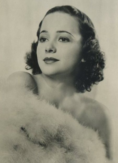 Olivia de Havilland 1930s BAT Modern Beauties