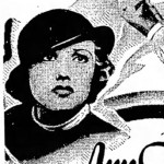 Ann Carver's Profession 1933 newspaper ad