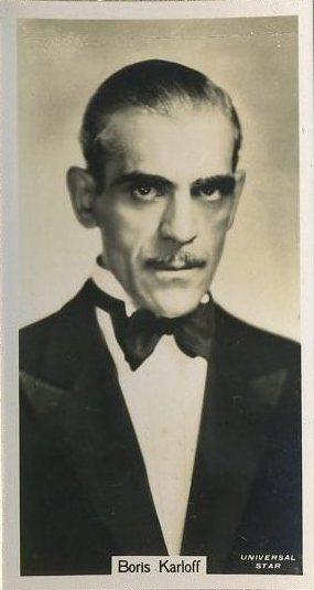 Boris Karloff 1934 John Sinclair