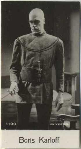 Boris Karloff 1940 De Beaukelaer
