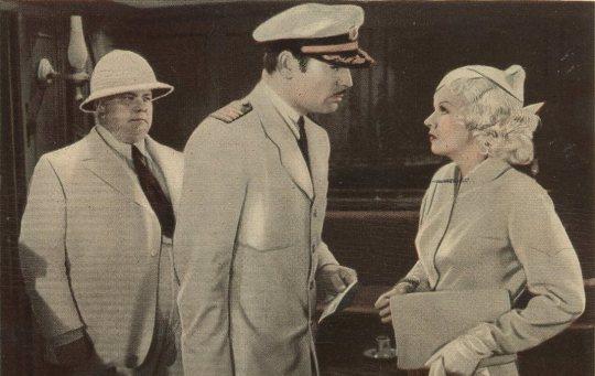 Clark Gable and Jean Harlow 1936 Ardath