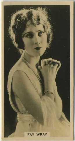 Fay Wray 1929 Carreras