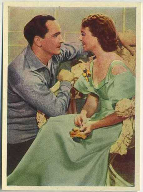 Fredric March and Janet Gaynor 1940 Max Cinema Cavalcade