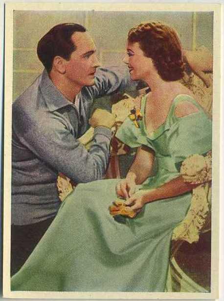 Fredric March and Janet Gaynor 1940 Max Cinema Cavalcade