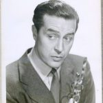 Ray Milland 1947 Promotional Still Photo