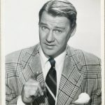Sonny Tufts 1946 Promotional Still Photo